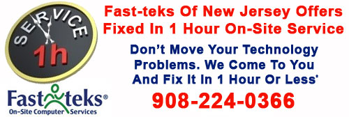 Computer Repair Services in New Jersey